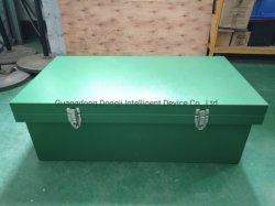 Cuadro militar de metal personalizados con revestimiento en polvo de color verde