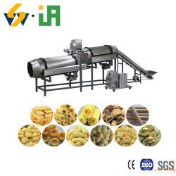 Fonction Multi-- Snack de remplissage de la machine de base rempli de chocolat Puff Snack-usine de fabrication des aliments de collation extrudeuse à double vis pour le maïs