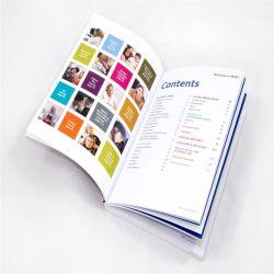Qualitäts-kundenspezifisches Form-Zeitschriften-Großhandelsdrucken
