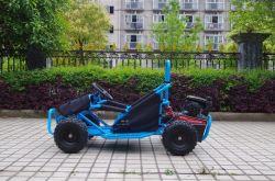 Nuevo 2017 Niños Mini 80cc el gas a los niños de 4 Tiempos Go Kart Jeep