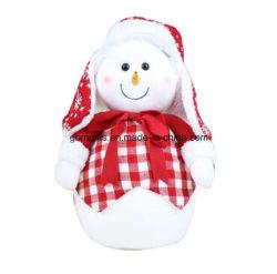 Europa Navidad muñeco de nieve de Cristal de Estilo de decoración de interiores