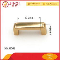 Accessori materiali in lega di zinco del sacchetto della maniglia