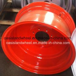 Cerchioni in acciaio industriale per minipale e carrelli elevatori 16.5X9.75