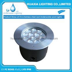 Встраиваемый светодиодный индикатор под водой бассейн лампы освещения (HX-обхват185-36W)