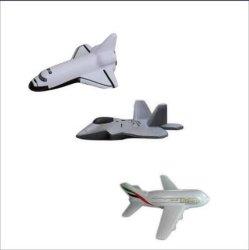 mólto modella e progetta l'aereo promozionale della gomma piuma dell'unità di elaborazione di abitudine