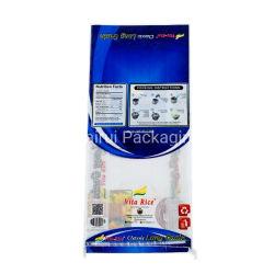 Alimentação de fábrica 5kg de arroz de vácuo Embalagem