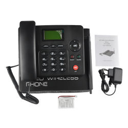 GSM/3G WCDMA/4G fDD-Lte bevestigde Draadloze Telefoon (Vaste Telefoon)
