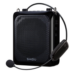 Shidu élégant Amplificateur de puissance portable Bluetooth® sans fil