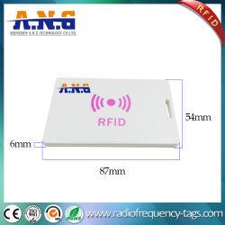 Une épaisseur de la technologie RFID UHF Carte à puce pour des solutions de suivi des actifs