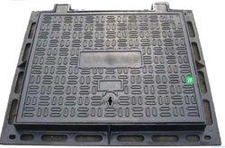 moldeado en arena de hierro forjado y dúctil bloqueable/sellado impermeable/tapa de registro de los servicios de OEM