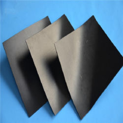 0,75 mm Prime geomembrana de HDPE de qualidade de materiais de revestimentos betumados da Camisa