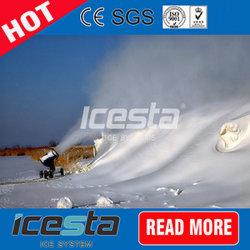 Gelo artificial de alta qualidade Máquina de Neve para venda