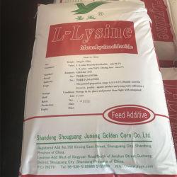 L-lisina HCl 98.5% de Piensos para la Alimentación Animal