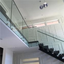 Квартира на открытом воздухе стеклянный перила Guardrail Поручень из нержавеющей стали стекло поручни перила