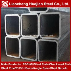 Epaisseur de paroi épaisse de petit diamètre carrées et rectangulaires Tube en acier