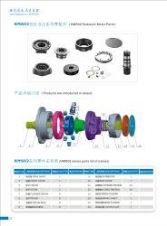 Motor hidráulico de Poclain MS piezas fabricadas en China