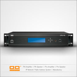 Команда Lpq-132 Digital Audio Matrix 8-канальный вход, 16-Cchannel выход