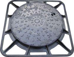 C250 D400 de hierro dúctil Tapas de registro