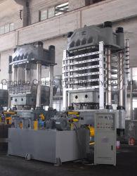 Prensa de la espuma de EVA Press/EVA de la nueva tecnología que hace espuma/prensa de goma