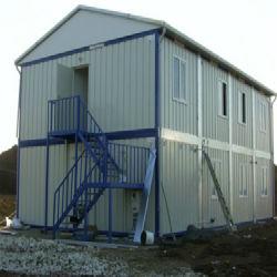 건설 현장을 위한 사전 제작된 구조용 강철 모듈식 홈