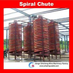 Спиральная откидной панели двери задка Beneficiation песчаные завод сепаратора