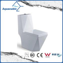 Цельный Siphonic двойной промывки керамические туалет (Закон5153)