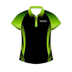 Diseño de nuevos campos de Golf personalizados Unisex camisetas polo ropa deportiva