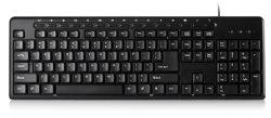 Puerto USB teclado multimedia, de 15 teclas Multimedia (KB-105)