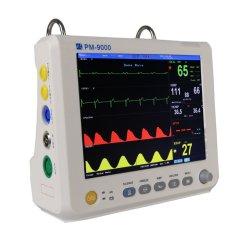 8 inch Prijs Muur montage Medische apparatuur Remote klinische Multi-parameter Ambulance-patiëntmonitor