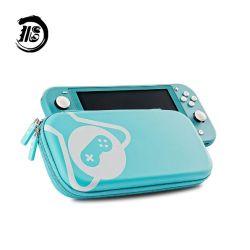 حقيبة حمل لتخزين ألعاب الفيديو من خلات فينيل الإيثيلين (EVA) الصلبة للبيع مباشرة في المصنع لوحدة تحكم Nintendo Switch