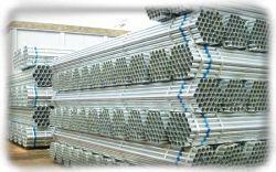 Tubo de Aço Galvanizado Raw Material de Construção