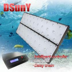 """Fantastique L'aquarium Présentoir d'éclairage à LED Bridgelux récif de corail avec 48""""pouces 120W Aucun bruit de ventilateur"""