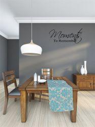 幸福によっては手製ワード引用の取り外し可能な壁のステッカー、防水ビニールDIY家へ帰る装飾の壁の芸術S0010がである