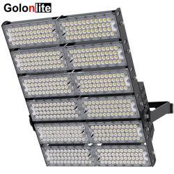 Projecteur à LED haute puissance pour remplacer 1500W 2000W HID Lampe aux halogénures métalliques