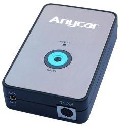 Voiture de l'iPod avec interface Bluetooth (AL-1080C)