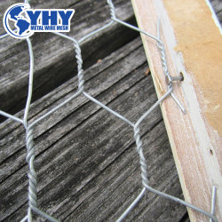 Rete metallica esagonale di torsione di prezzi di fabbrica mini per la gabbia dei pesci