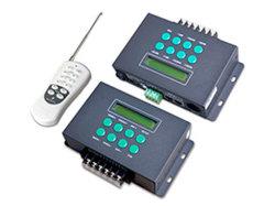 LED RGB Controller/DMX RGB LED Driver/DMX512のデコーダー