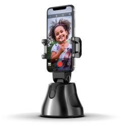 Genie 360 van Apai van het Embleem van de douane Voorwerp dat van het Gezicht van de Omwenteling het AutoHouder van de Telefoon van de Camera van de Stok Selfie de Slimme Ontspruitende volgt