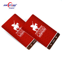Cr80-kaartformaat 1356 MHz MIFARE S50 1K RFID NFC PVC Kaarten