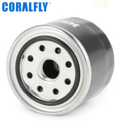 Filtre de lubrification de Coralfly vissable 12769535150 12915035153 11930535150 11930535151 11930535170 11930535160 12915035151 12915035150 12915035152 pour filtre à huile Yanmar