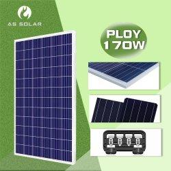 Painel Solar Policristalino de alta qualidade com Inversor Solar MPPT Controlador de Carga
