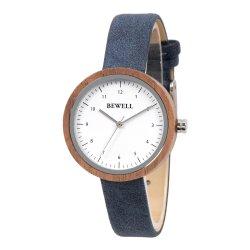 Entrega em couro Relógios Relógios de quartzo para homens