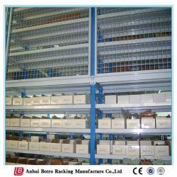 Hot Sale Boltless rivet utilisé Rack de stockage en rack en tôle