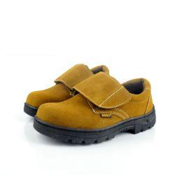 Пользовательские устройства функциональных последние мужские ноги защитная обувь из натуральной кожи сапоги