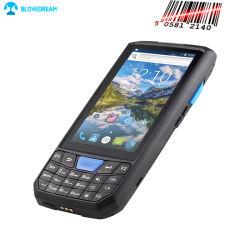 Draagbare Android-handheld QR Code Reader RFID-gegevensverzamelaar