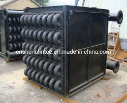 Chaudière à vapeur de bonne qualité des gaz de combustion des déchets de l'économiseur d'équipement de récupération de chaleur