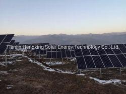 El módulo solar de alta calidad del sistema de energía de la estructura de montaje PV