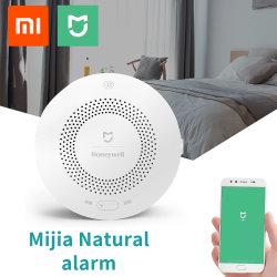 Xiaomi Mijia Honeywell Natuurlijke Gas-Warnungs-Detektor-Gas-Fühler Werken traf intelligente inländisches Wertpapier APP Controle des Multifunctionele Kommunikationsrechner-2