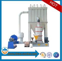 Revêtement de poudre de carbonate de calcium Suface hauts polymères de remplissage de la machine