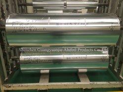 L'Aluminium/Aluminium 3003/8111 8011/1235/8079/1145/16/17/18/19/20 MIC pour le ménage/conteneur alimentaire/Emballage/souple pliable/restauration/l'enrubannage